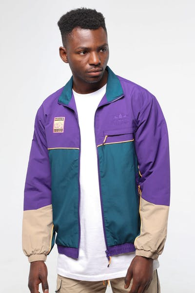 Adidas Track Top Multi-Coloured