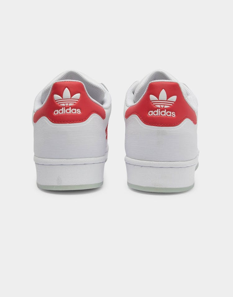 Adidas Men's Superstar MG White/Red/Gold