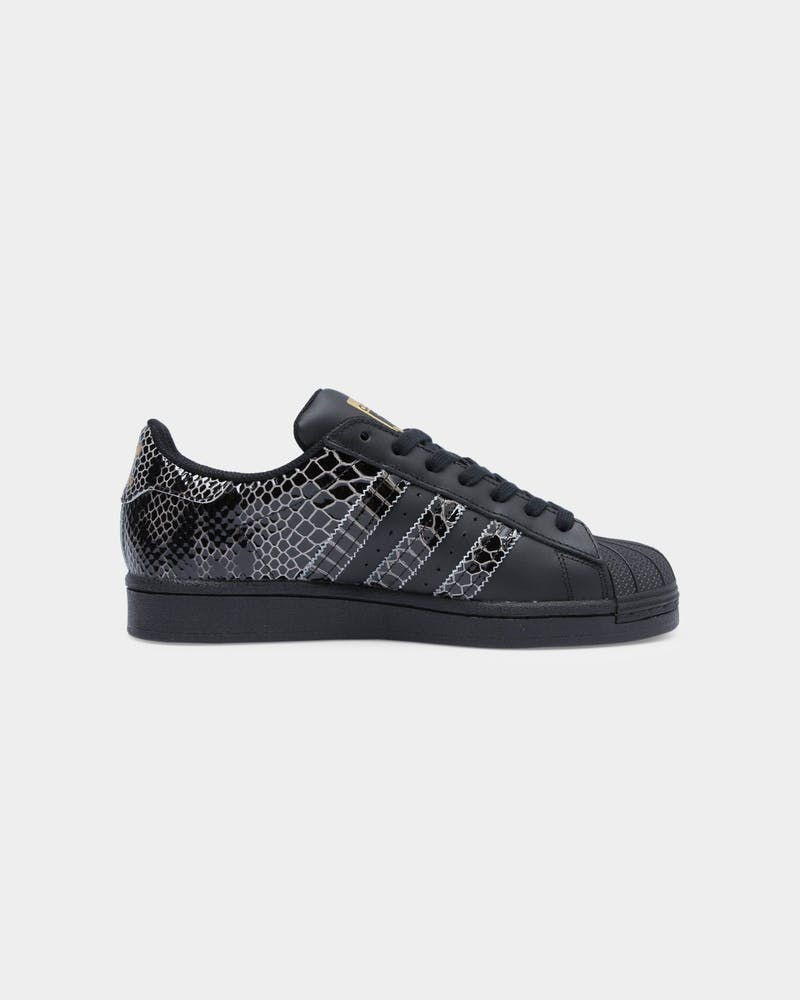 Adidas Women's Superstar Black/Metallic