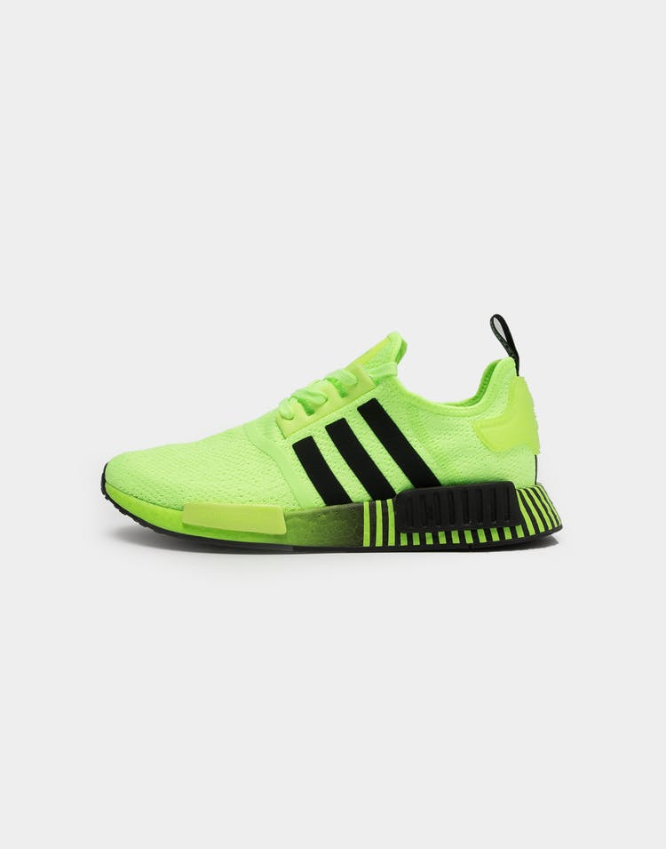 Adidas Men's NMD_R1 Green/Black/Grey