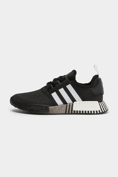 Adidas Men's NMD_R1 Black/White/Black
