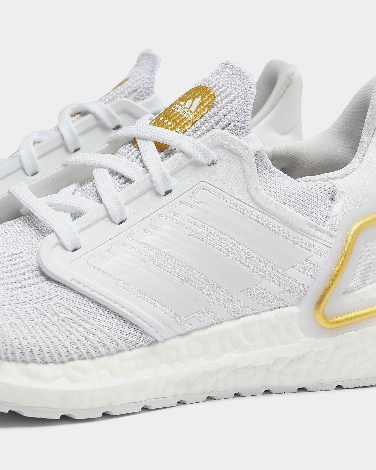 adidas ultra boost white white