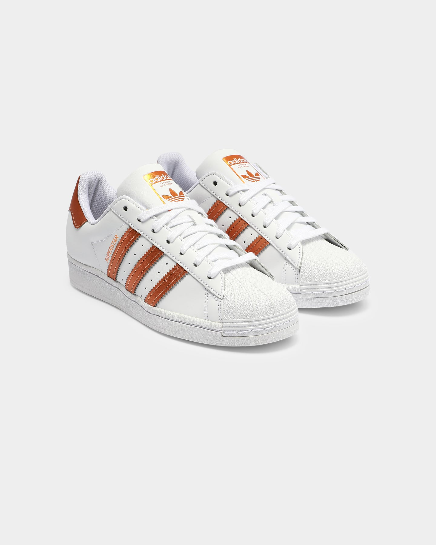 Adidas Superstar White Copper Top Sellers, UP TO 67% OFF