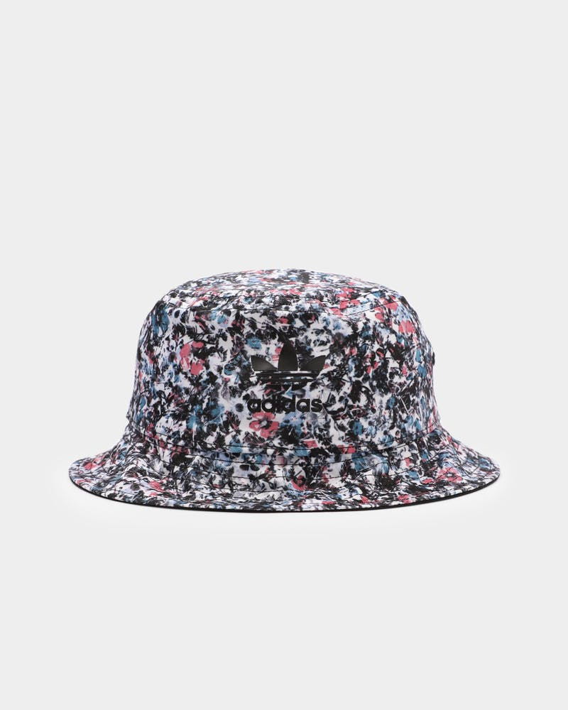 Adidas Bucket Black/Multi-Coloured