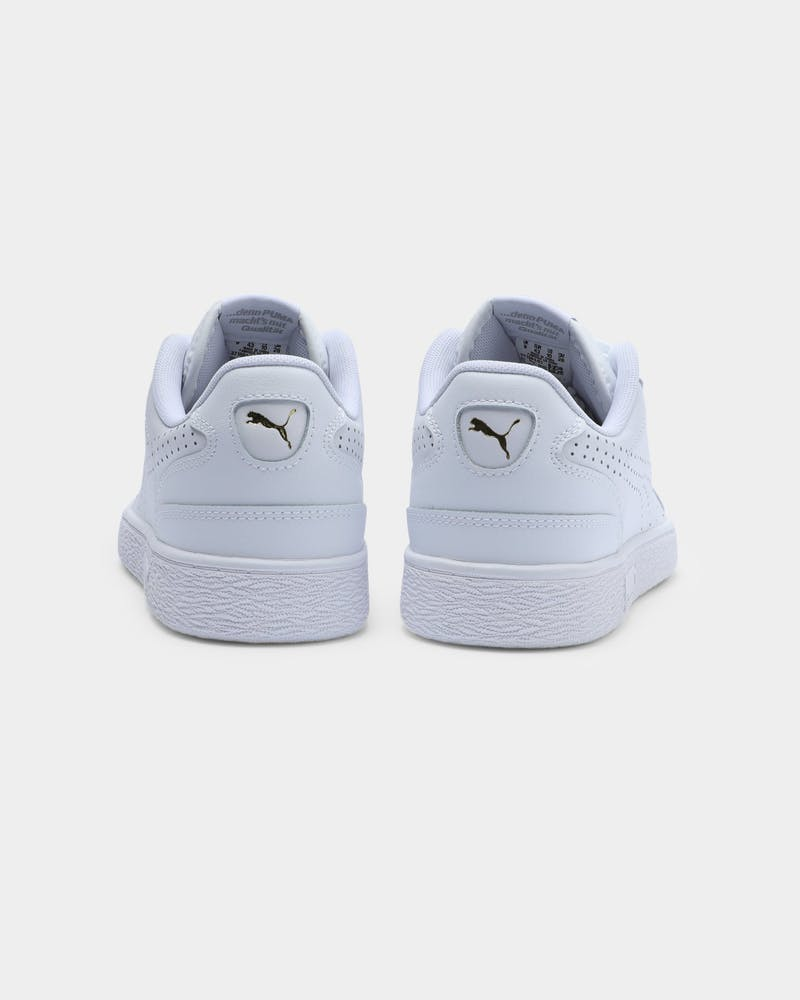 Puma Ralph Sampson Low Perforated White/White