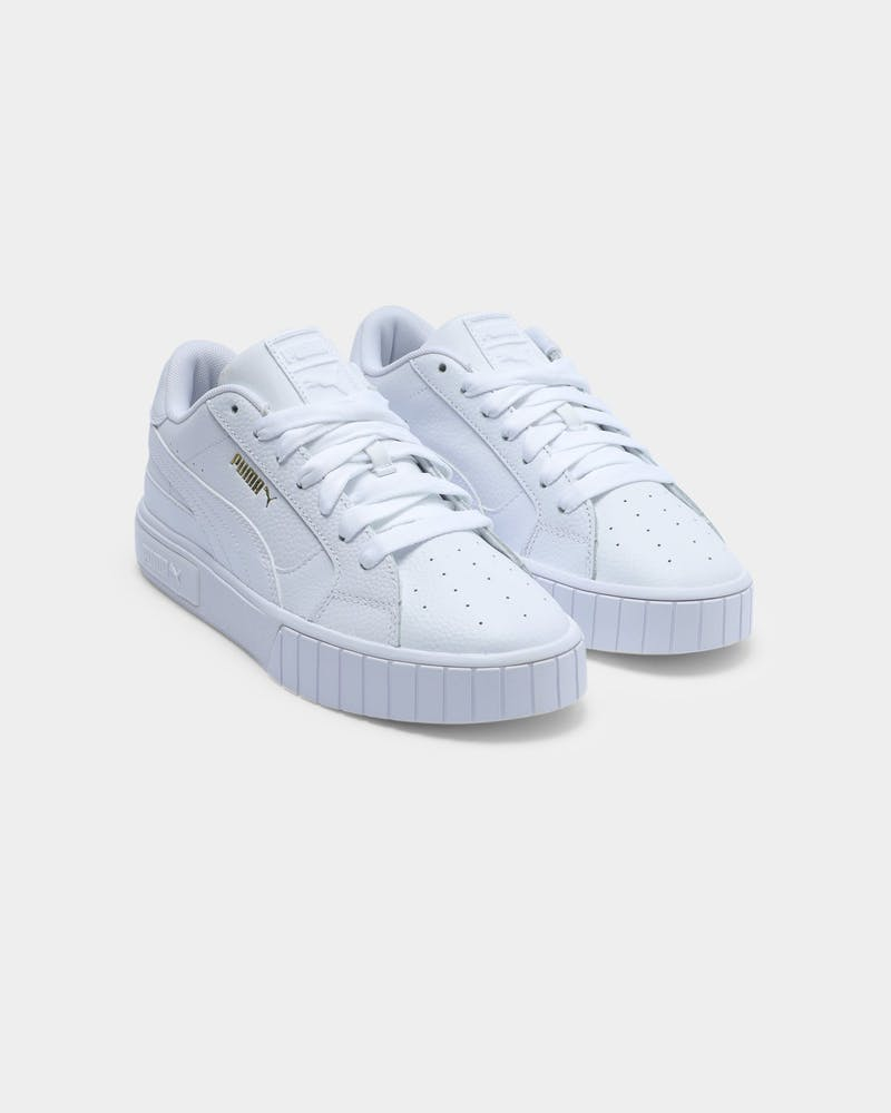 Puma Women's Cali Star White/White
