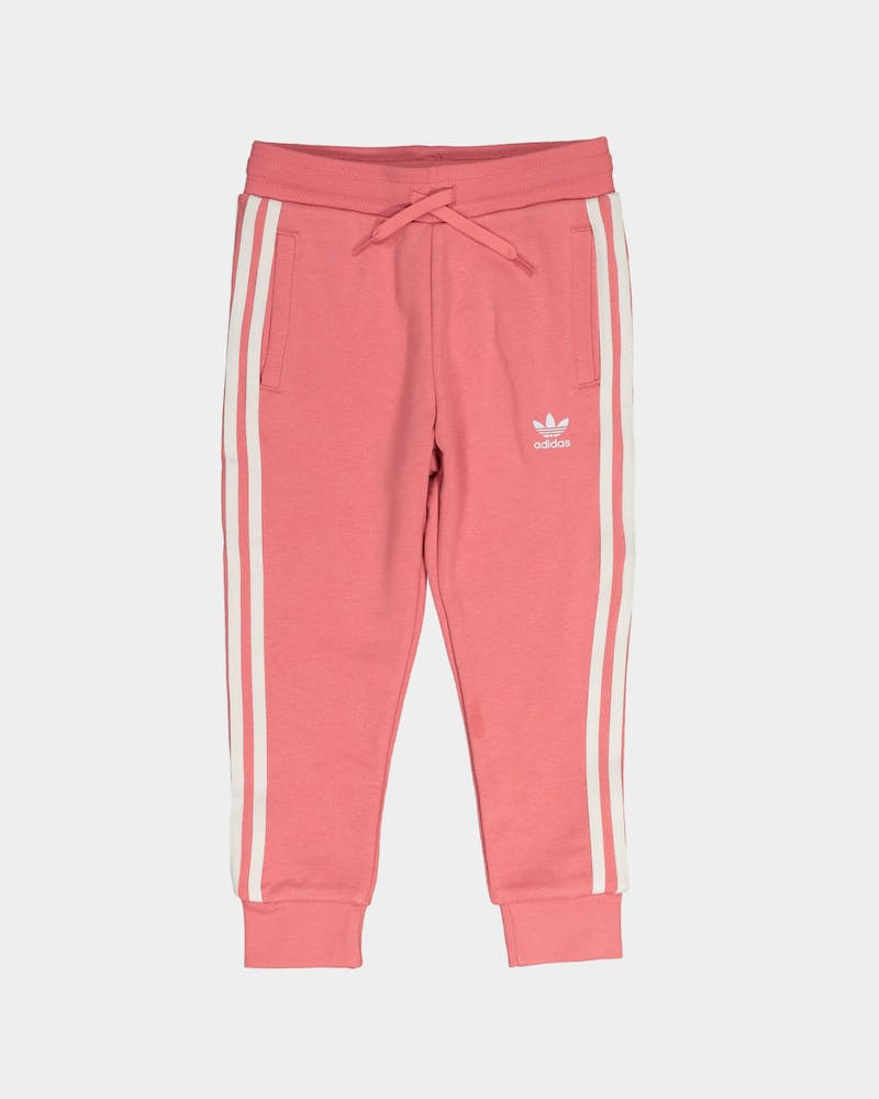 Adidas Youth Trefoil Hoodie Set Hazy Rose/White