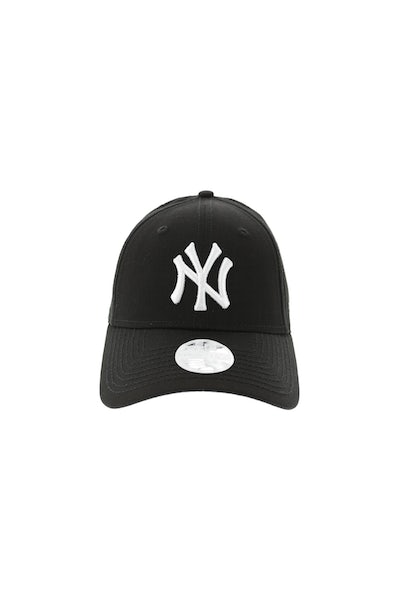 Women's Yankees 940 Strapback Black/white