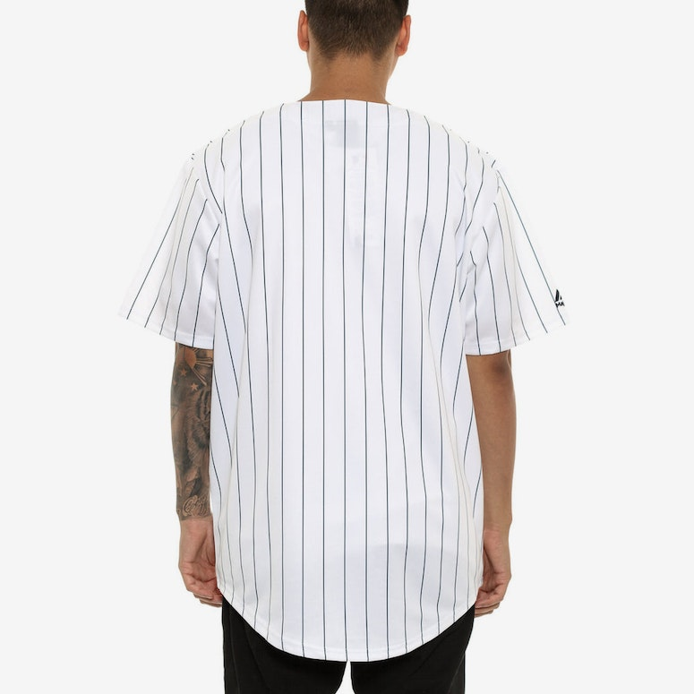 Yankees Replica Home Jersey White