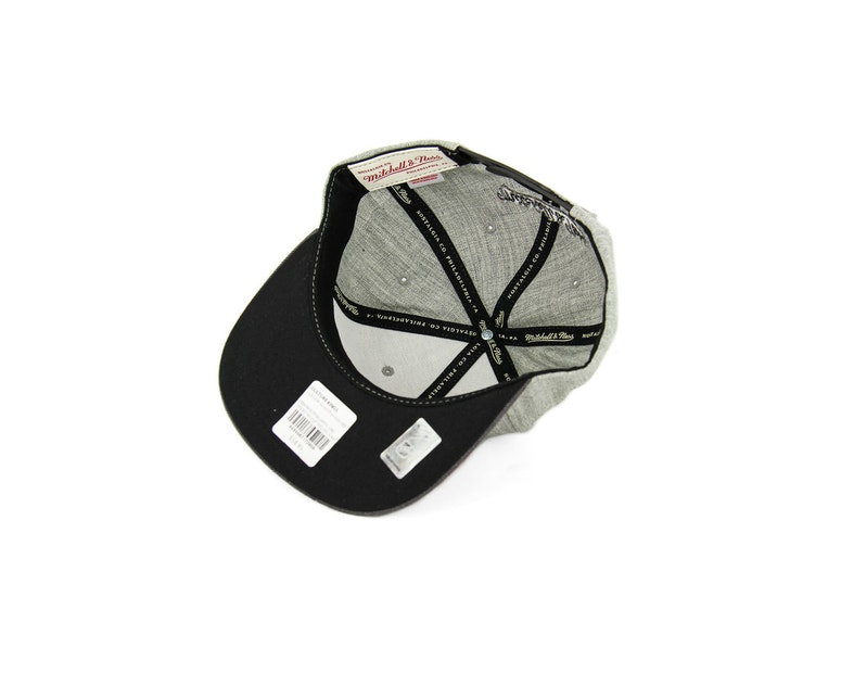 Mitchell & Ness Ducks Tri Pop Special Script Grey/charcoal