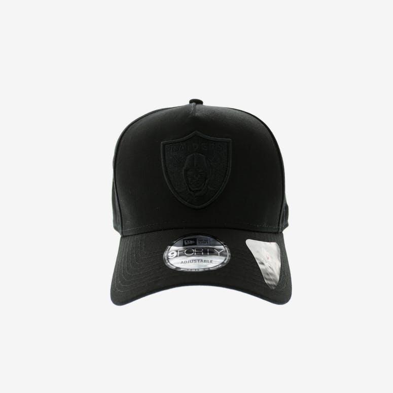New Era Raiders 940 A-frame Snapback Black black – Culture Kings 709c0c346a30