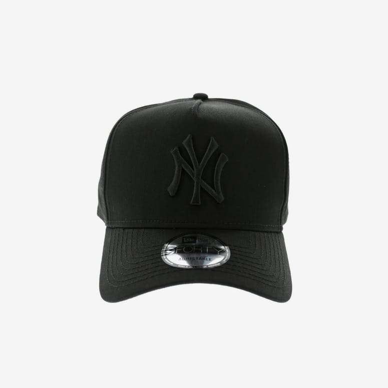 New Era Yankees 940 A-frame Snapback Black black – Culture Kings f84e31b1f