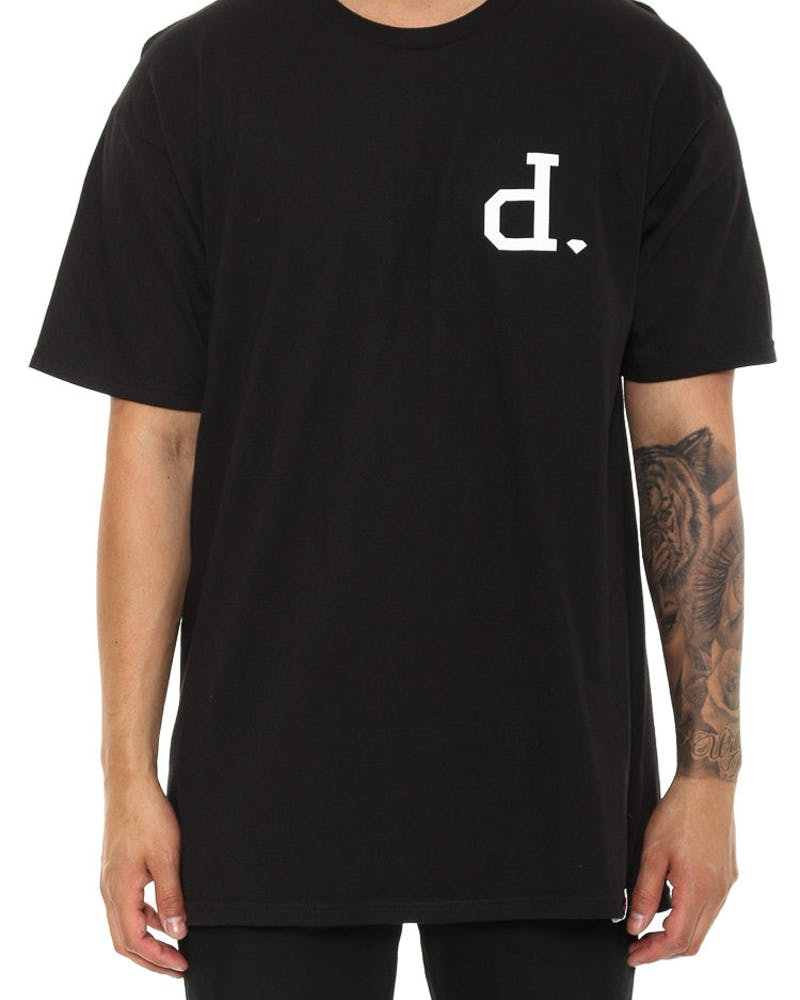 Diamond Supply UN Polo Heavyweights Tee Black