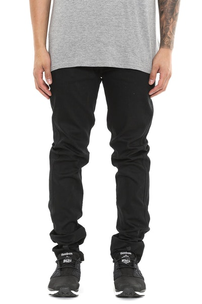 Publish Slim Classic Pant Black