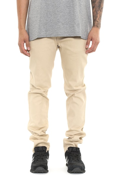 Publish Slim Classic Pant Khaki