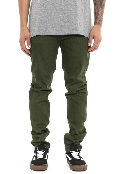 Publish Slim Classic Pant Olive
