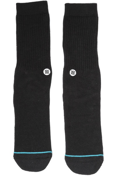 Stance Icon Athletic Sock Black
