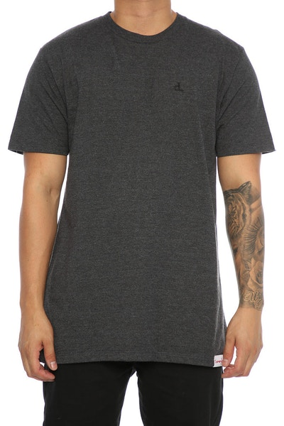 Diamond Supply Micro UN Polo Tee Black