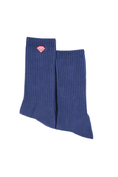 Diamond Supply Brilliance High Top Sock Navy