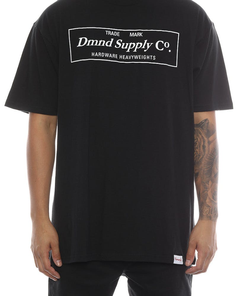Diamond Supply DMND Supply Tee Black