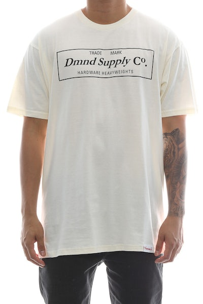 Diamond Supply DMND Supply Tee Cream