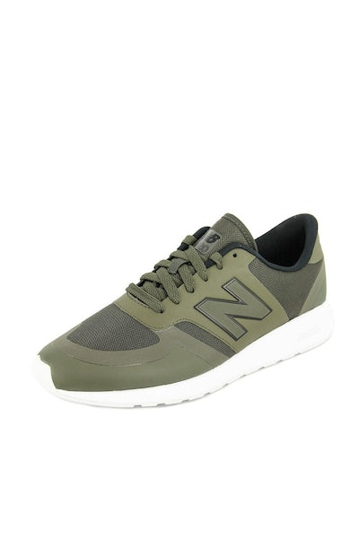 New Balance 420 Reflective Re-Engineered Olive/white