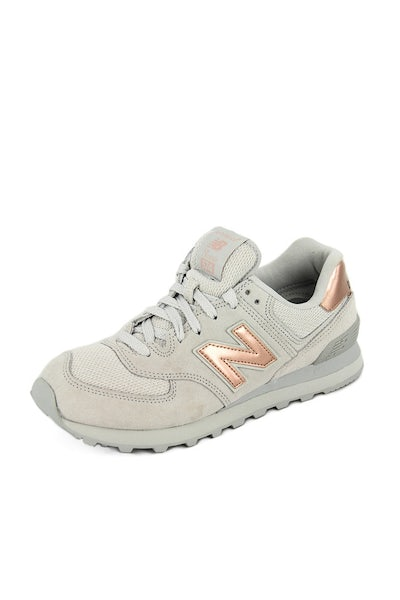 Women's 574 Grey/bronze/white