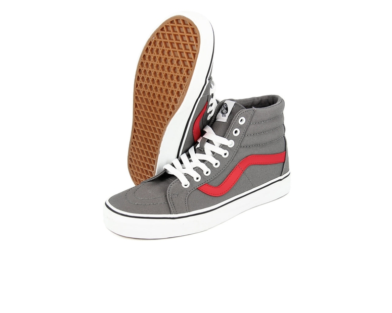 Vans Sk8-hi Reissue (Canvas) Tornado/Racing Red