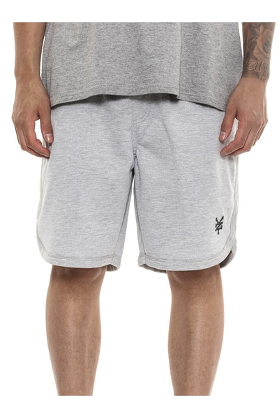 Zoo York Jersey Rugby Short Grey