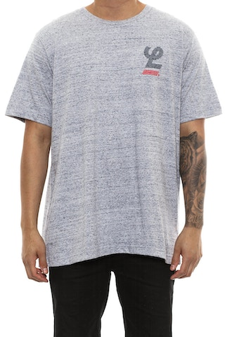 Lower Blinds Qrs Tee Grey