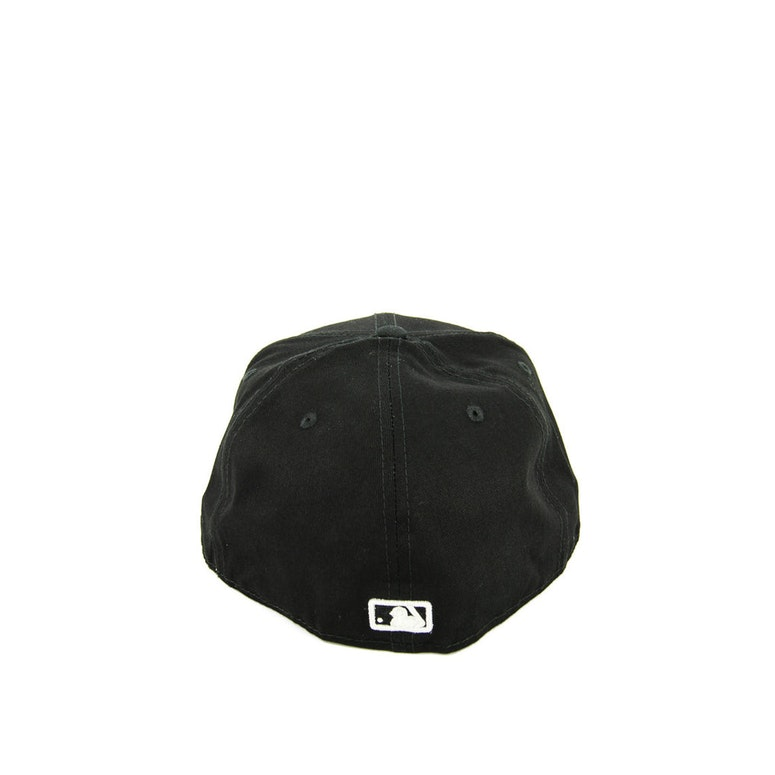 New Era Yankees Kelly Fitted Black/white/grey