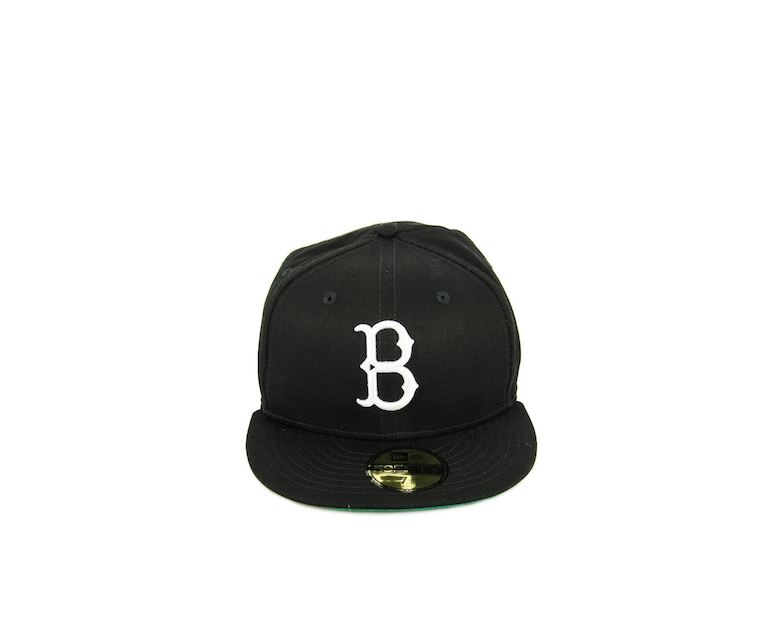 New Era Brooklyn Dodgers Kelly Fitted Black/white/grey