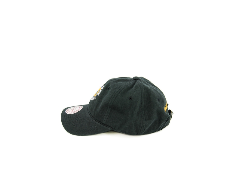 Mitchell & Ness Warriors Vintage Chukker ST Black