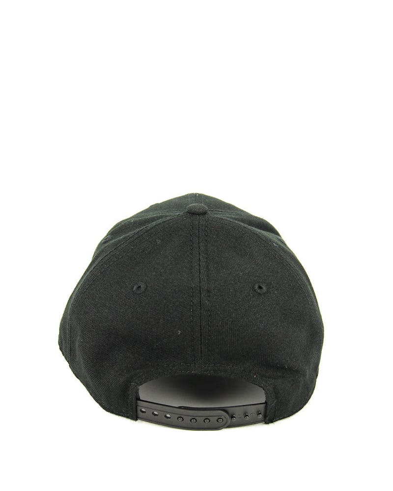New Era Pelicans 9FORTY Logo Snapback Black