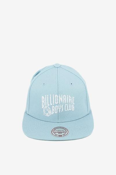 3d6c54b509b Arch Logo 110 Snapback Light Blue whit + Quick View · Billionaire boys club  logo