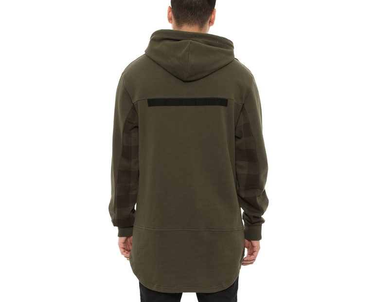 Crooks & Castles Parker Hood Green