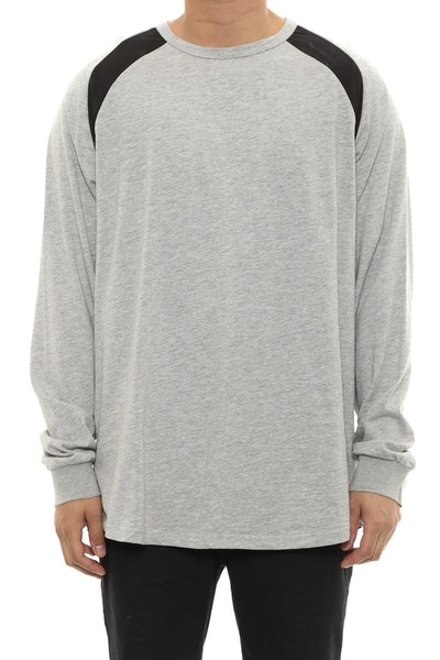 Challenger Long Sleeve Heather Grey