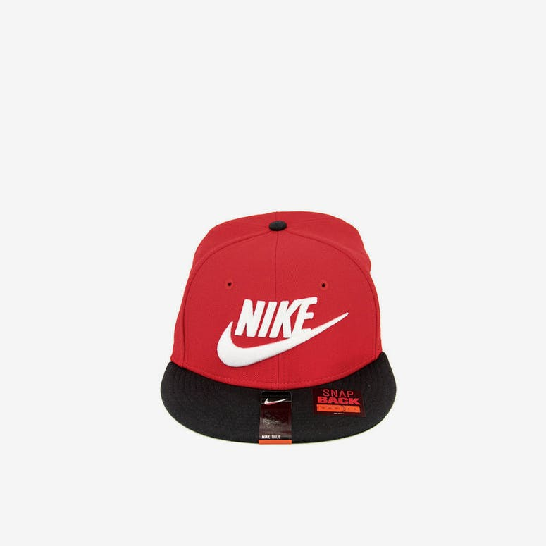e99c7d12aba Nike Futura True 2 Snapback Red black – Culture Kings