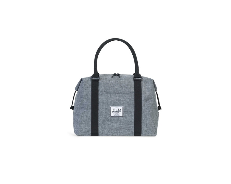 Herschel Bag CO Strand Crosshatch Duffle Charcoal/black