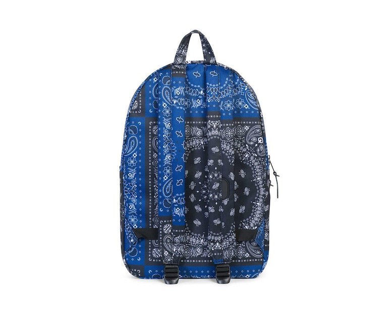 Herschel Bag CO Settlement Bandana Backpack Navy/black