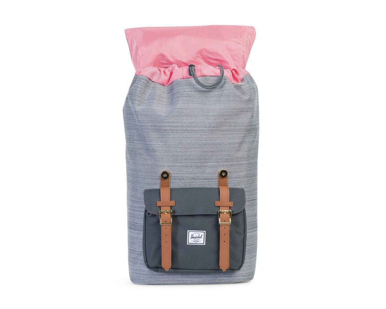 Herschel Bag CO Little America Crosshatch Black/charcoal