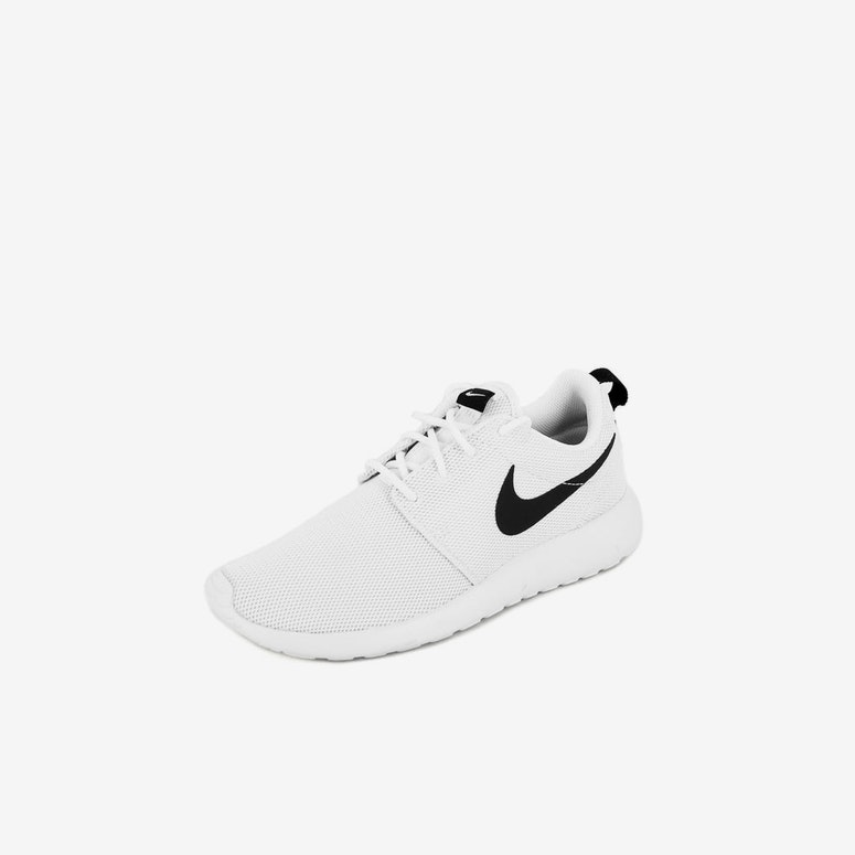 83410b0831e1c9 ... Black Running Shoe Official  special section f30d0 06e30 Nike Roshe One  Mens Shoe  save up to 80% 01e77 b0cb4 Nike Womens Nike Roshe One Whiteblack  ...