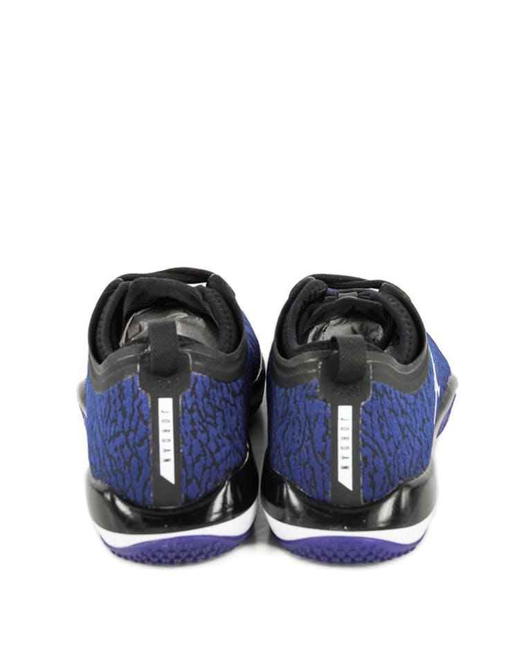 901aa29ecc3a6a Jordan Trainer 1 Low Black blue white