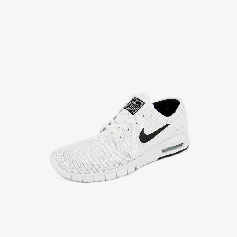 Nike SB Stefan Janoski Max White black  35798ed27