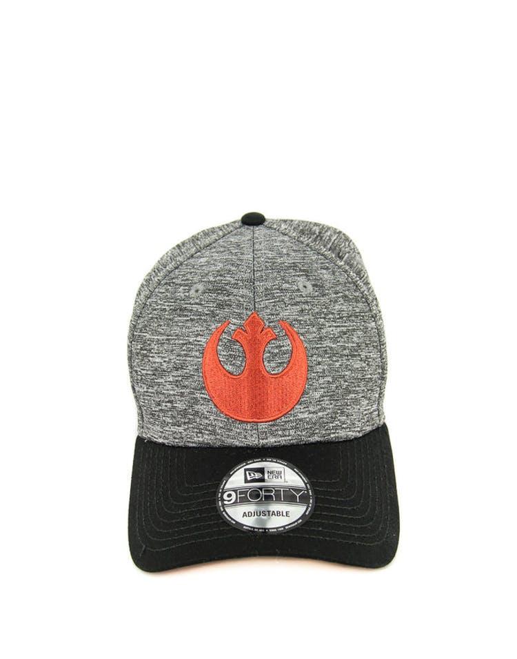 7ed8704a5 New Era Star Wars Rebel 9FORTY Strapback Black