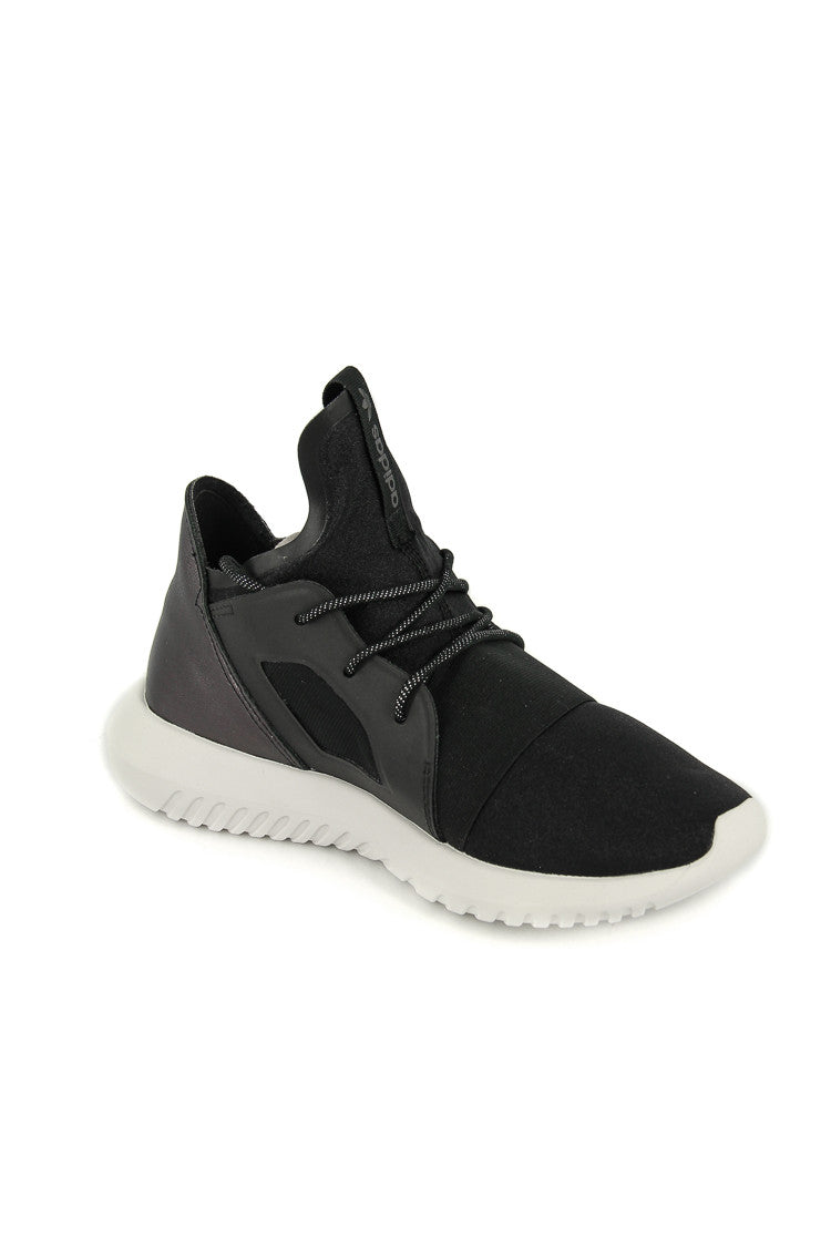 Adidas Originals Women's Tubular Defiant Blackwhite