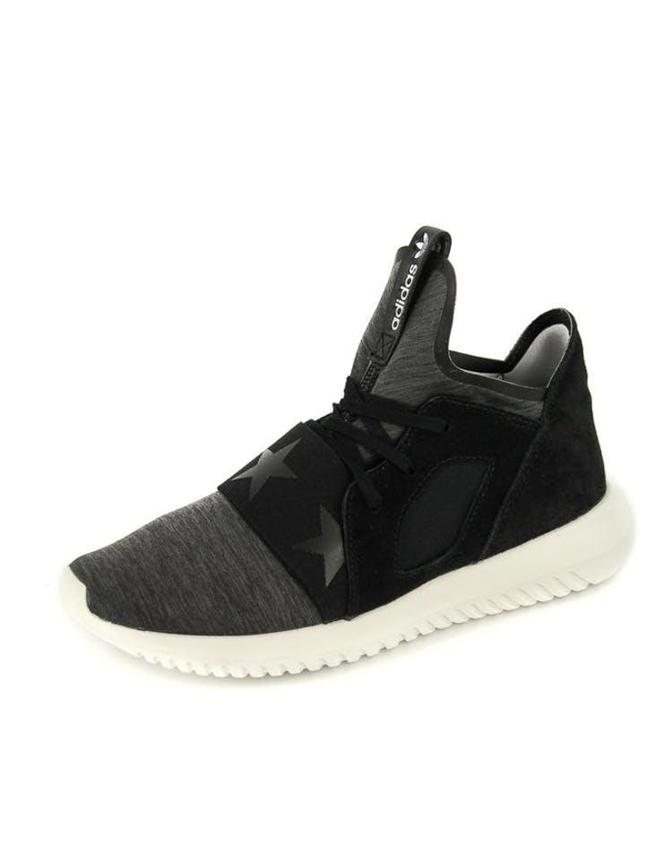 hot sale online 99e31 3fa21 Adidas Originals By Rita Ora Women s Tubular Defiant Black white   S80291 –  Culture Kings