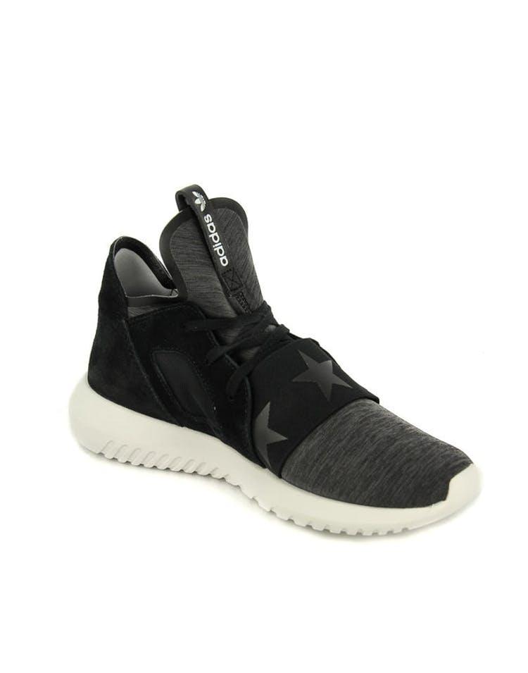 more photos a7777 0e0c6 Adidas Originals By Rita Ora Women's Tubular Defiant Black/white