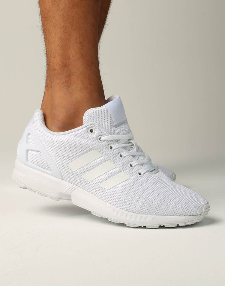 d6be2b89518ba Adidas Originals ZX Flux White white – Culture Kings