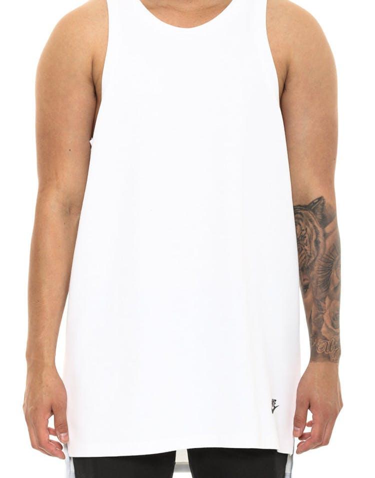 19b8d23224ef Nike Tech Fleece Tank White black black – Culture Kings